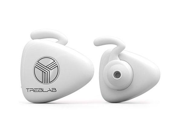 TREBLAB X11 Earphones (White)
