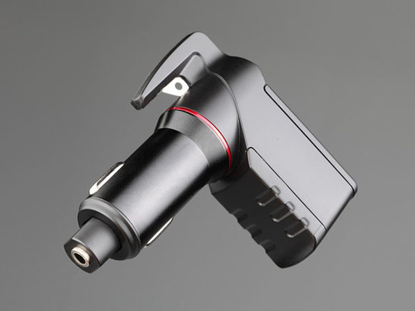 USB Car Charger Emergency Escape Tool