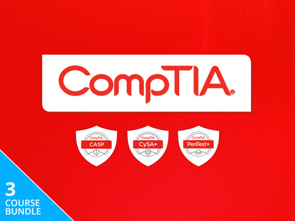 The CompTIA Cyber Security Expert Bundle
