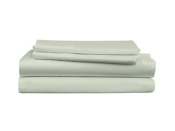 4-Piece Luxury Bamboo Sheet Set (King Sage Green)