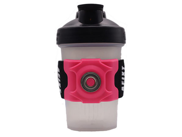 AFIXT® Magnetic Bottle Holder (Pink)