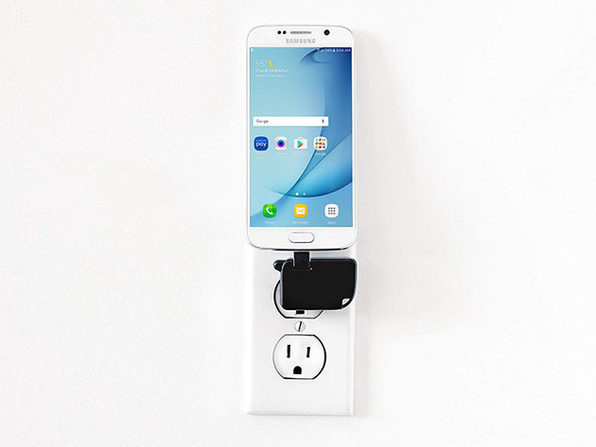 Chargerito: The World's Smallest Phone Charger (USB-C/3-Pack)
