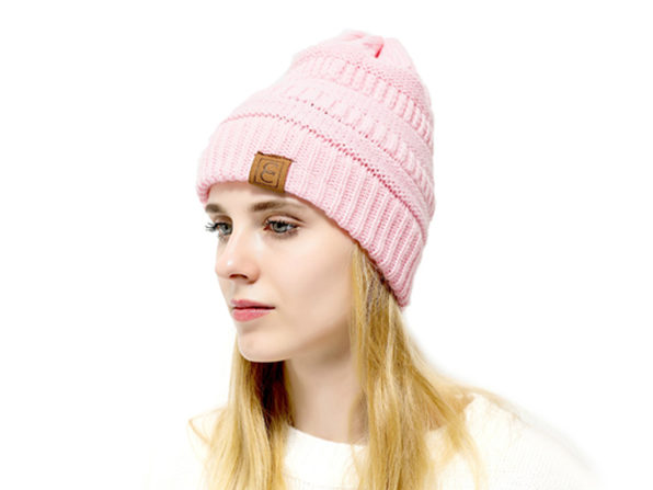 CC Chic Winter Knit Beanie