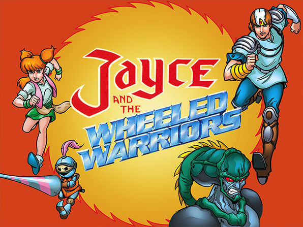 Jayce & the Wheeled Warriors: Complete Series - Product Image