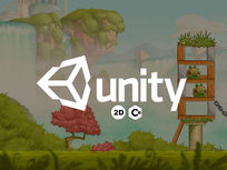 Learn 2D Game Development with Unity & C# Programming - Product Image