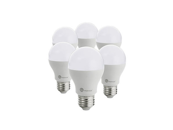 TaoTronics A19 LED Light Bulbs: 6-Pack