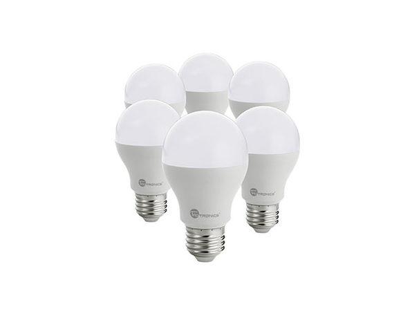 TaoTronics A19 LED Light Bulbs: 6-Pack