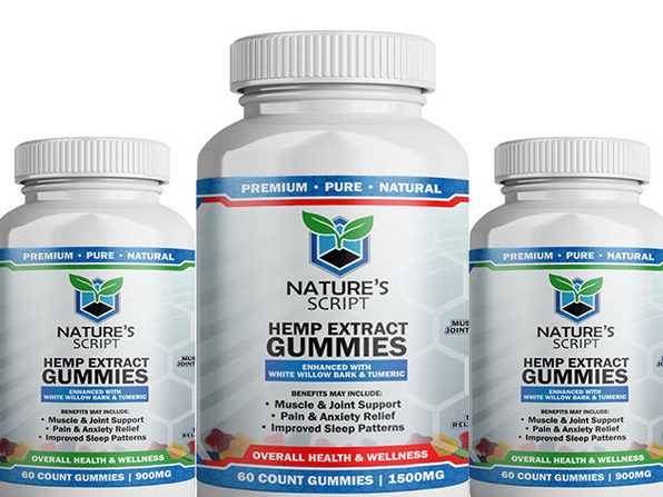 CBD Hemp Extract Gummies