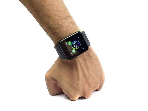 Fit Time Smartwatch with Bluetooth Technology | StackSocial