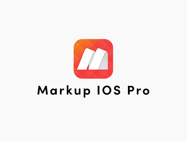 Stack Social Deal for Markup iOS Pro Lite: Lifetime Subscription