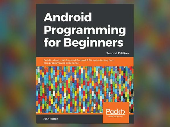 Android Programming for Beginners, 2nd Edition - Product Image