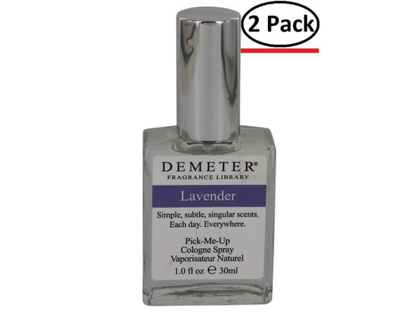 Demeter by Demeter Lavender Cologne Spray (unboxed) 1 oz for Women (Package of 2) - Product Image
