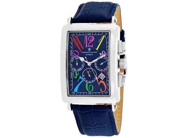 Christian Van Sant Men's Prodigy White Dial Watch - CV9131