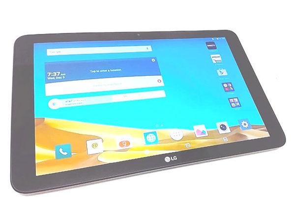"""LG G Pad X 10.1"""" Tablet 32GB - Black (Refurbished: Wi-Fi + GSM Unlocked)"""