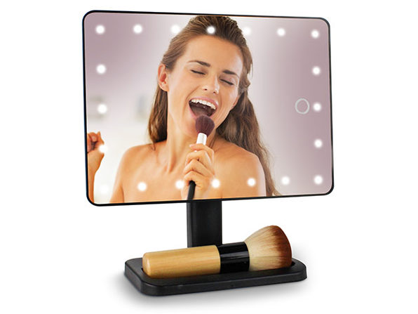 U-REFLECT Vanity Mirror with Built-In Speaker