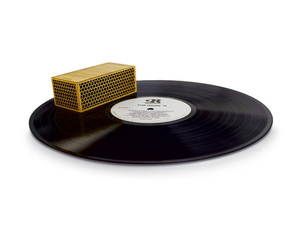 RokBlok: The World's Smallest Wireless Record Player