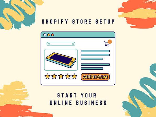 Shopify Store Setup - Product Image