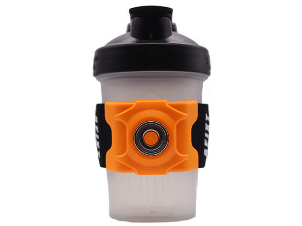 AFIXT® Magnetic Bottle Holder (Neon Orange)