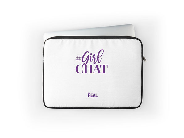 The Real Shop Laptop Sleeve