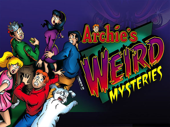 Archie's Weird Mysteries: Complete Series - Product Image