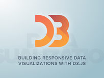 Building Responsive Data Visualizations with D3.js - Product Image