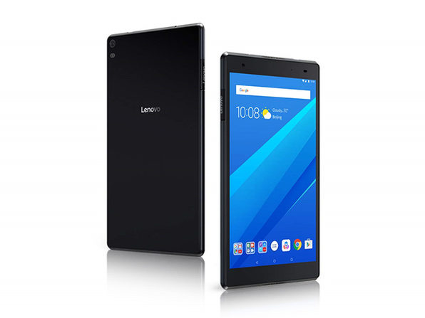 "Lenovo Tab 4 8"" 16GB Black (Refurbished)"