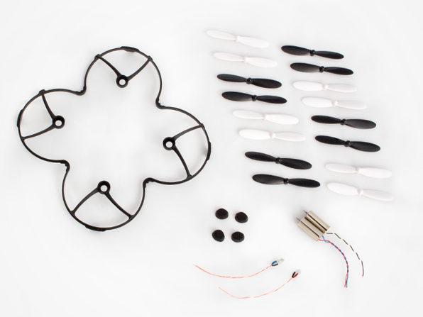 Code Black Drone Crash Pack