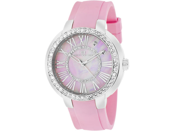 Oceanaut Women's Allure Pink mother of pearl Dial Watch - OC6419
