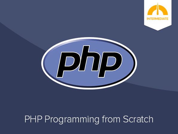 Learn PHP Programming from Scratch Course - Product Image