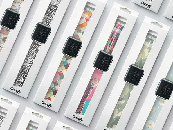 Casetify Apple Watch Band: $70 Credit
