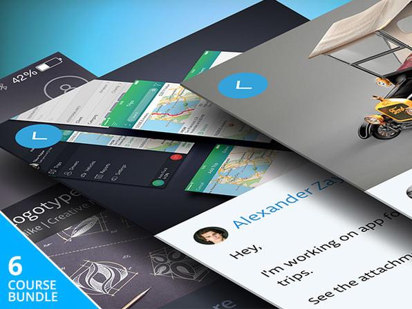 UI & UX Design Bootcamp