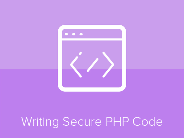 Learn to Write Secure PHP Code - Product Image