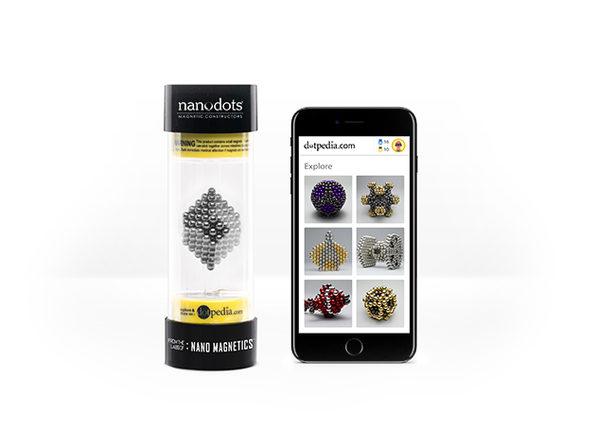 Nanodots 216 (Black)