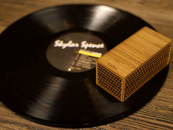 RokBlok: The World's Smallest Wireless Record Player V1.5