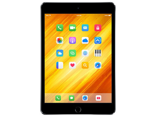 Apple iPad Mini 4, 64GB - Space Gray (Refurbished: Wi-Fi Only)