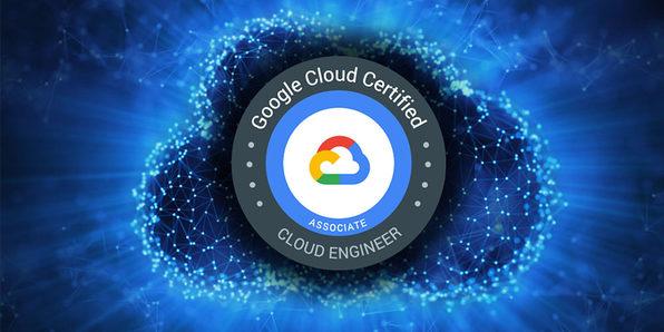 Google Cloud Platform: Associate Cloud Engineer - Product Image