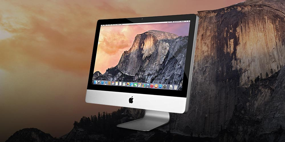 Apple iMac 21.5″ Intel i3-2100 Dual-Core 3.1GHz 250GB (Certified Refurbished)