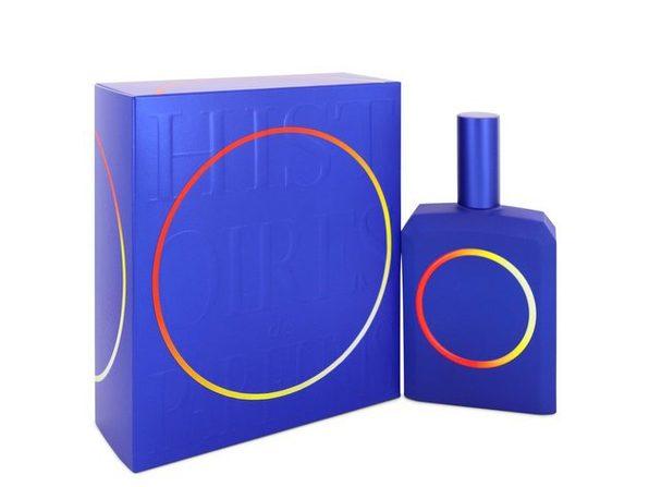 This Is Not A Blue Bottle 1.3 by Histoires De Parfums Eau De Parfum Spray (Unisex) 4 oz - Product Image