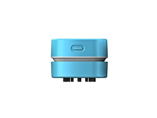 Mini Desktop Vacuum (Blue)