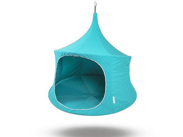 TreePod Outdoor Lounger (5ft/Aquamarine)