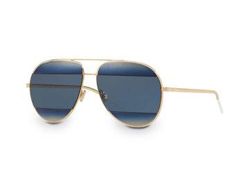 0a1c614b66 Dior Unisex Aviator Split Sunglasses