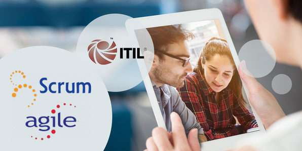 ITIL with Project Management and Agile/Scrum - Product Image