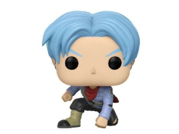 Funko Pop! Dragon Ball Super Future Trunks Vinyl Figure Animation In Stock Now - Product Image