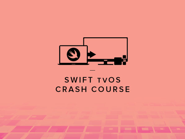 Swift tvOS Crash Course: Build a Space Shooter in SpriteKit - Product Image