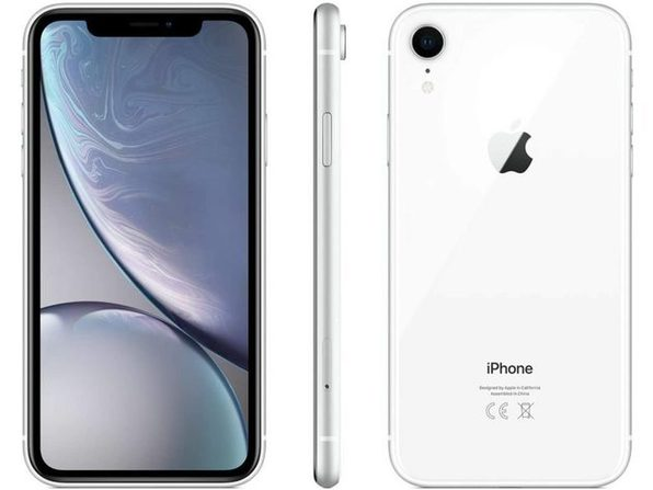 Apple iPhone XR Unlocked 64GB - White (Grade C) - Product Image