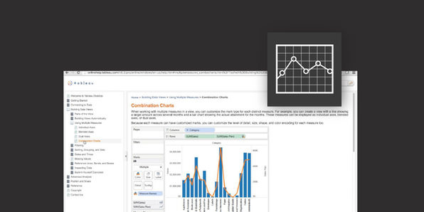 Visual Analytics Using Tableau Comprehensive Course - Product Image