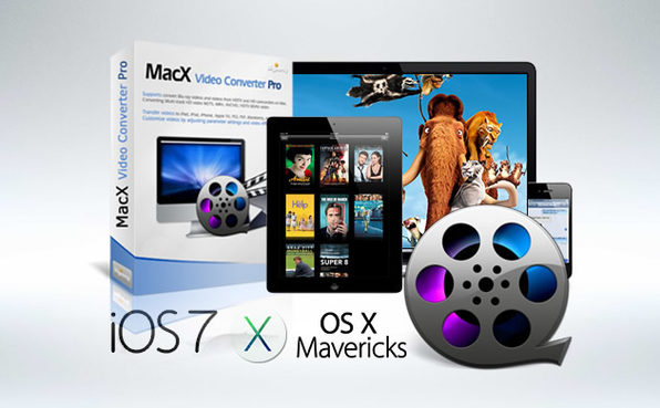 MacX Video Converter Pro - Product Image