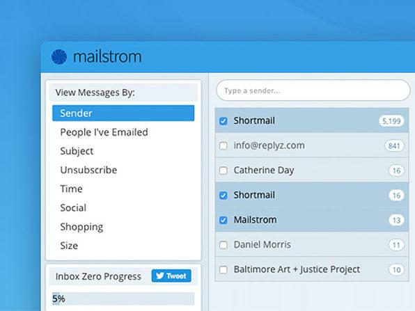 Mailstrom Pro: 1-Yr Subscription