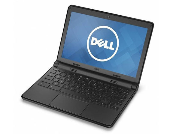 Dell Chromebook 3120 Celeron N2840 16GB SSD - Black (Refurbished)