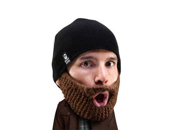 Beard Head® The First Ever Bearded Headwear: Stubble Populous